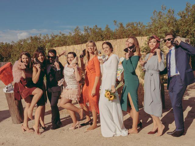 La boda de Miki y Marta en Murcia, Murcia 61