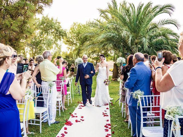 La boda de Alejandro y Nereida en Alacant/alicante, Alicante 18