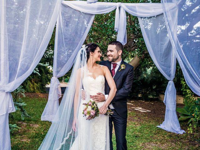 La boda de Alejandro y Nereida en Alacant/alicante, Alicante 25