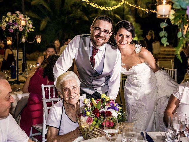 La boda de Alejandro y Nereida en Alacant/alicante, Alicante 35
