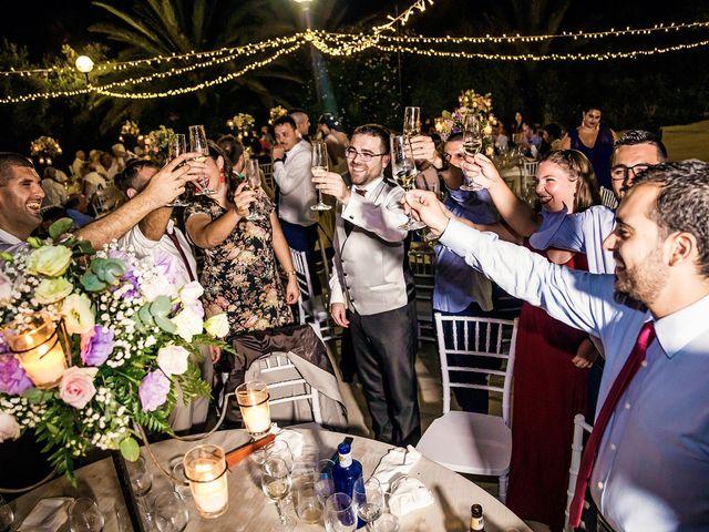 La boda de Alejandro y Nereida en Alacant/alicante, Alicante 40