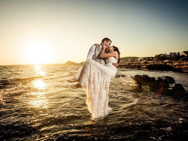 La boda de Alejandro y Nereida en Alacant/alicante, Alicante 44