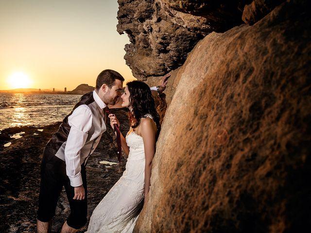 La boda de Alejandro y Nereida en Alacant/alicante, Alicante 46