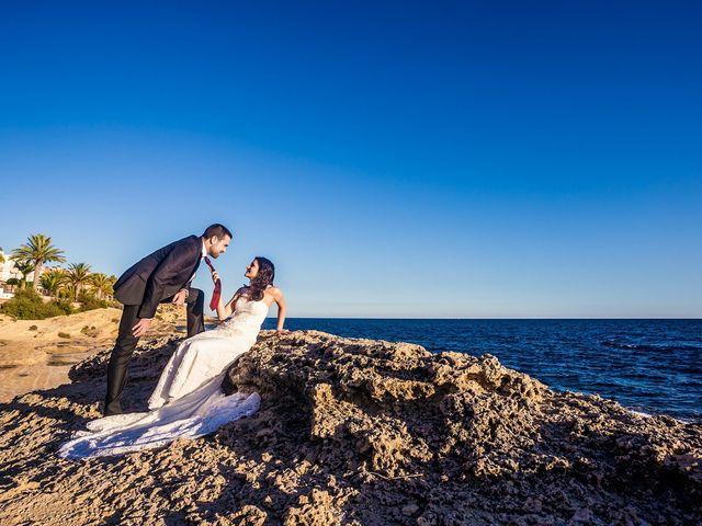 La boda de Alejandro y Nereida en Alacant/alicante, Alicante 51