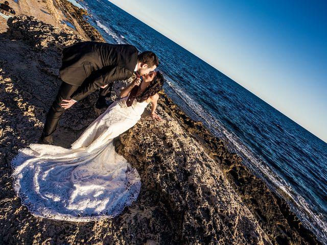 La boda de Alejandro y Nereida en Alacant/alicante, Alicante 52