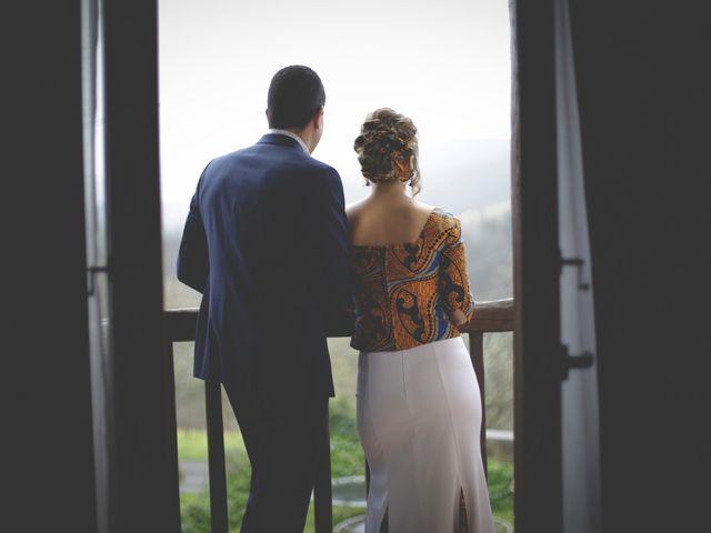 La boda de Miguel y Tamara en Muxika, Vizcaya 26