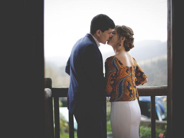 La boda de Miguel y Tamara en Muxika, Vizcaya 29