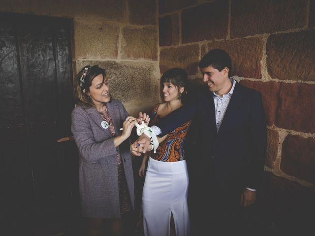 La boda de Miguel y Tamara en Muxika, Vizcaya 38