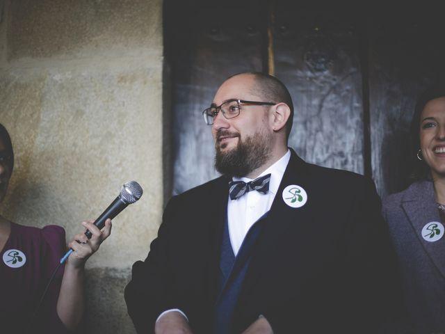 La boda de Miguel y Tamara en Muxika, Vizcaya 40