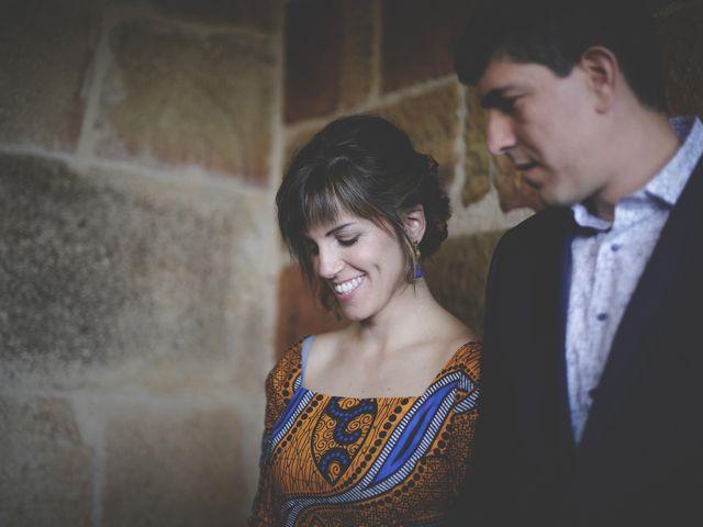 La boda de Miguel y Tamara en Muxika, Vizcaya 43