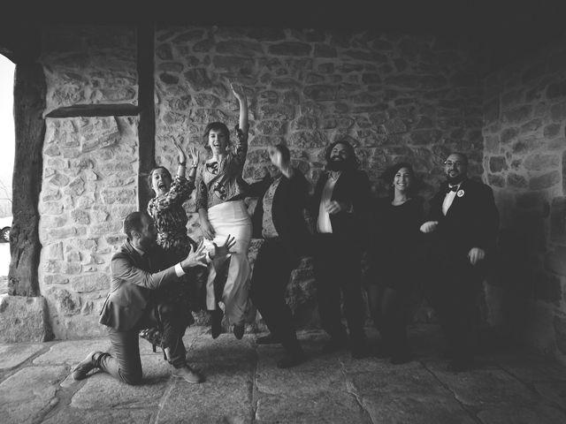 La boda de Miguel y Tamara en Muxika, Vizcaya 58
