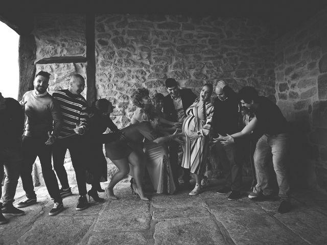 La boda de Miguel y Tamara en Muxika, Vizcaya 61