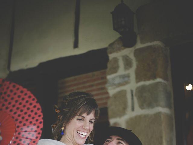 La boda de Miguel y Tamara en Muxika, Vizcaya 67