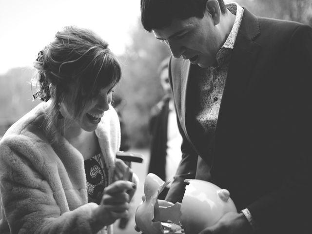 La boda de Miguel y Tamara en Muxika, Vizcaya 79