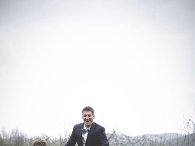 La boda de Miguel y Tamara en Muxika, Vizcaya 83