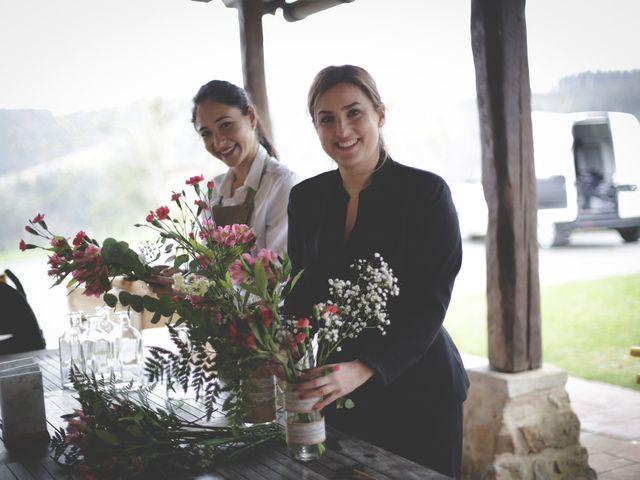 La boda de Miguel y Tamara en Muxika, Vizcaya 95