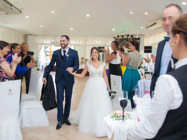La boda de Víctor y Silvia en Oliva, Valencia 12
