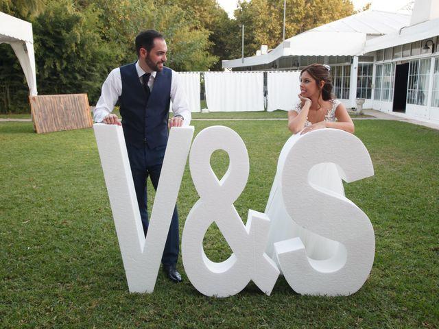 La boda de Víctor y Silvia en Oliva, Valencia 17