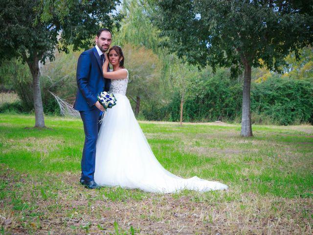 La boda de Víctor y Silvia en Oliva, Valencia 23