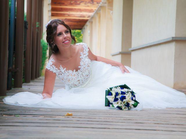 La boda de Víctor y Silvia en Oliva, Valencia 25