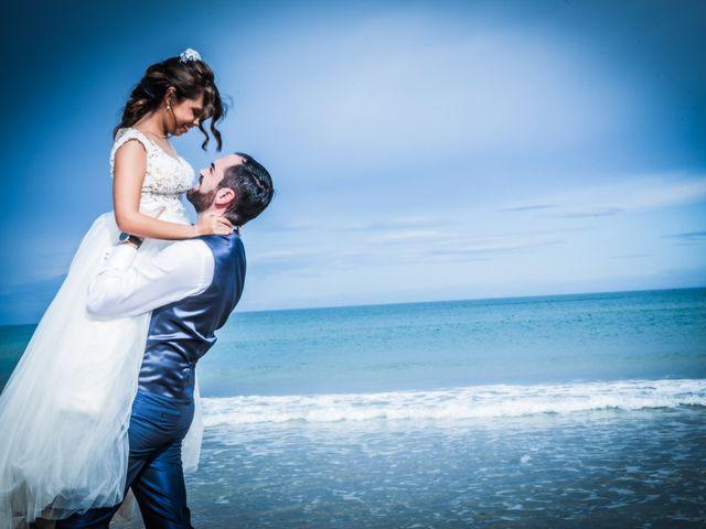 La boda de Víctor y Silvia en Oliva, Valencia 27