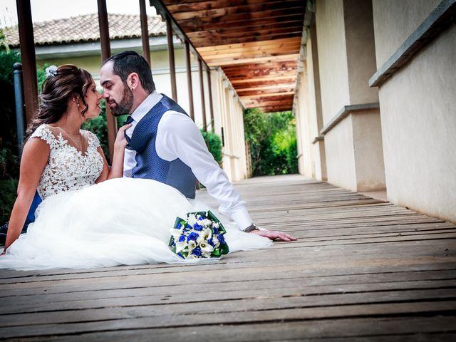 La boda de Víctor y Silvia en Oliva, Valencia 28