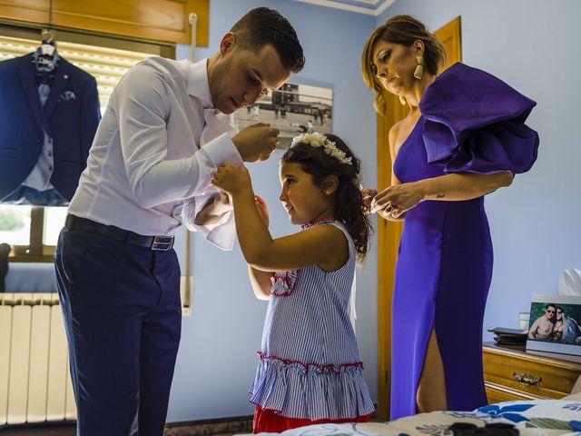 La boda de Cristina y Diego en Monforte de Lemos, Lugo 6