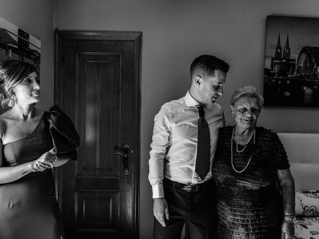 La boda de Cristina y Diego en Monforte de Lemos, Lugo 8