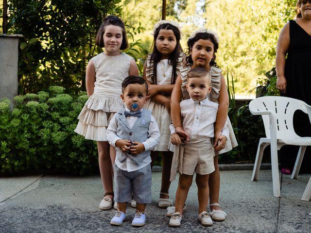 La boda de Cristina y Diego en Chantada (Santa Marina), Lugo 16