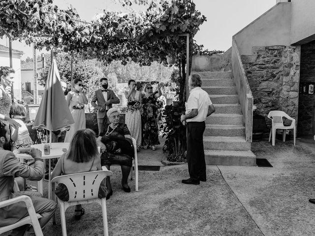 La boda de Cristina y Diego en Monforte de Lemos, Lugo 17