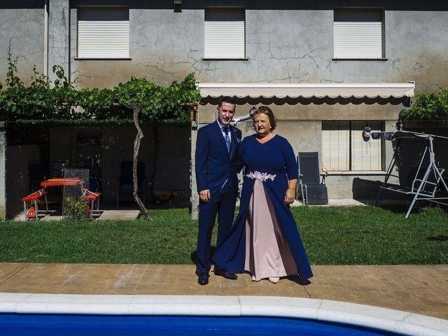 La boda de Cristina y Diego en Monforte de Lemos, Lugo 18
