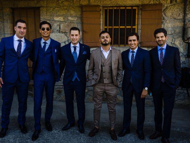La boda de Cristina y Diego en Monforte de Lemos, Lugo 19