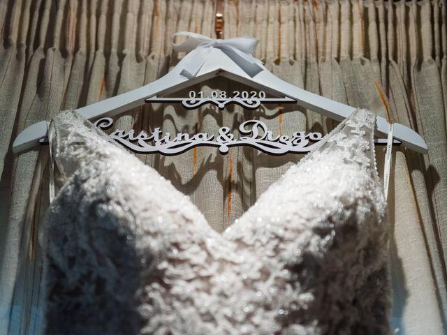 La boda de Cristina y Diego en Monforte de Lemos, Lugo 20