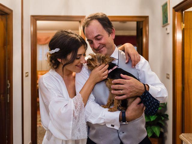 La boda de Cristina y Diego en Monforte de Lemos, Lugo 21