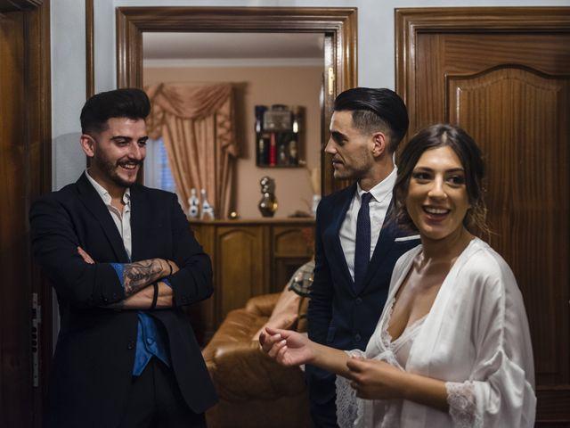 La boda de Cristina y Diego en Monforte de Lemos, Lugo 23