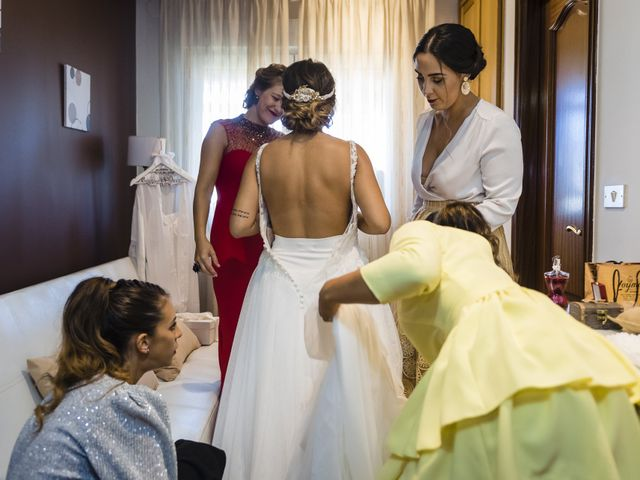 La boda de Cristina y Diego en Monforte de Lemos, Lugo 24