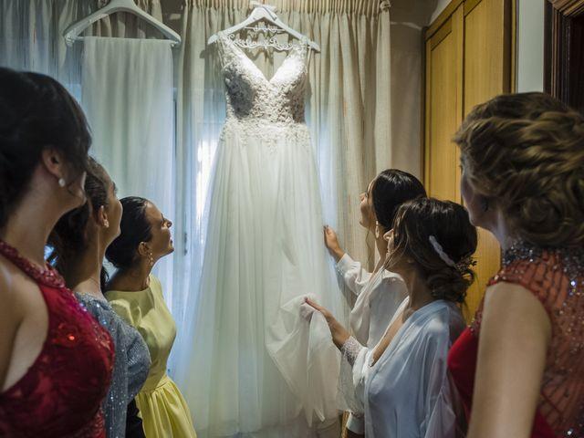 La boda de Cristina y Diego en Monforte de Lemos, Lugo 29