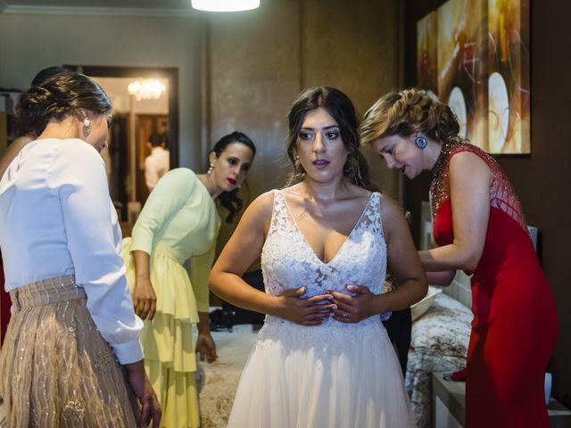 La boda de Cristina y Diego en Monforte de Lemos, Lugo 30