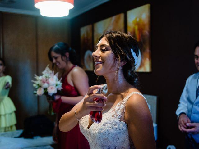 La boda de Cristina y Diego en Monforte de Lemos, Lugo 34
