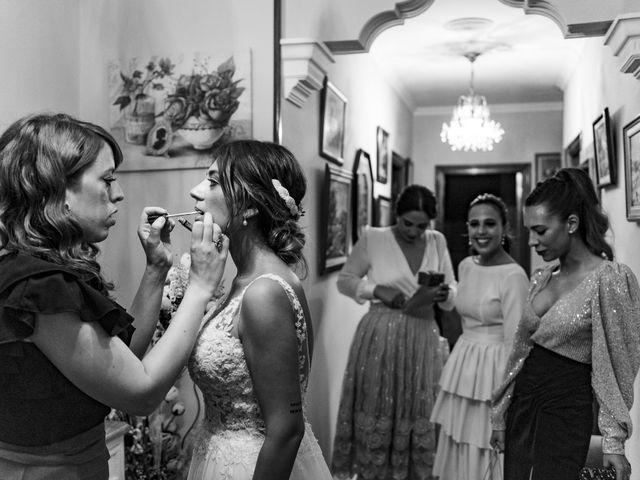 La boda de Cristina y Diego en Monforte de Lemos, Lugo 35