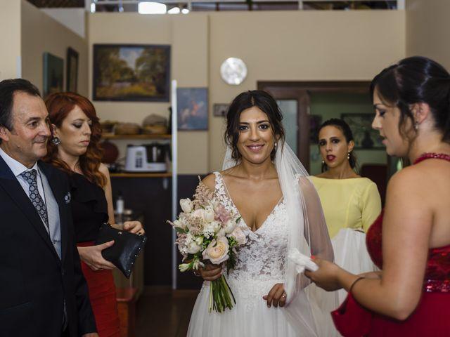 La boda de Cristina y Diego en Monforte de Lemos, Lugo 36