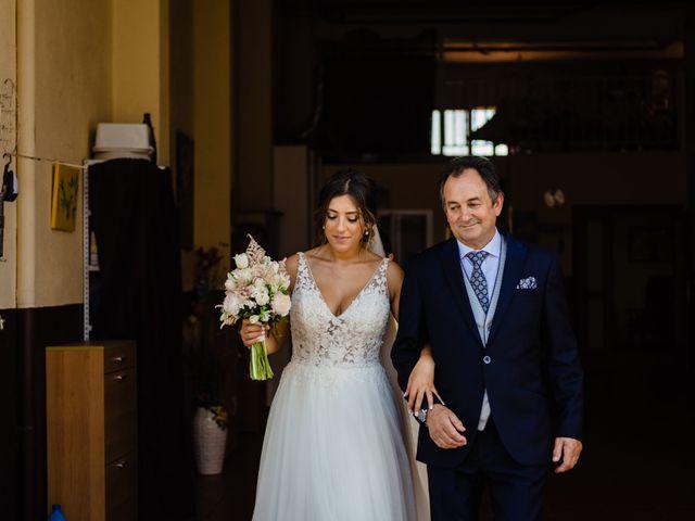 La boda de Cristina y Diego en Chantada (Santa Marina), Lugo 37