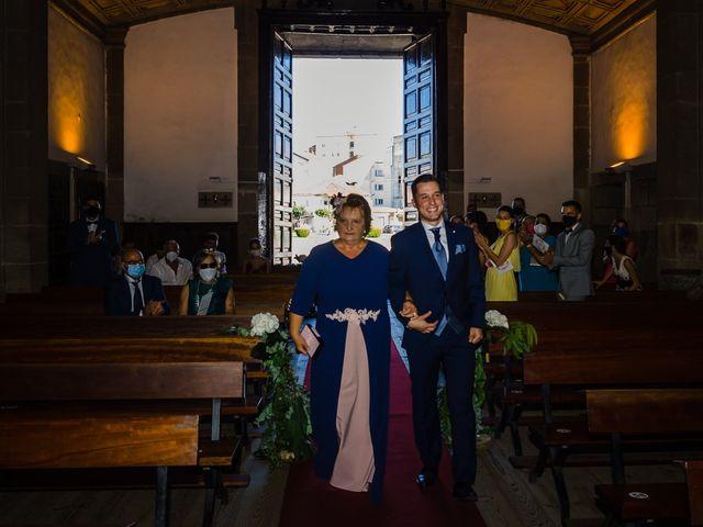 La boda de Cristina y Diego en Chantada (Santa Marina), Lugo 39