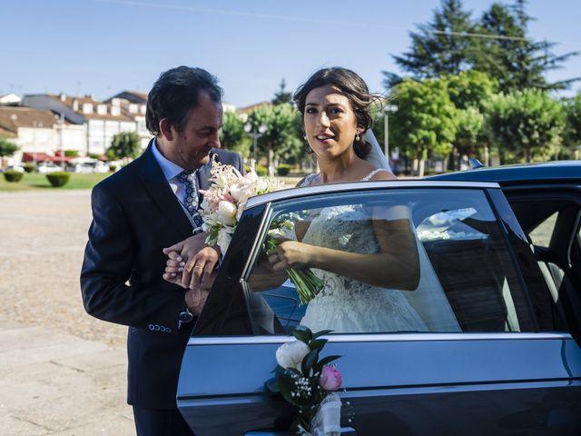 La boda de Cristina y Diego en Monforte de Lemos, Lugo 40