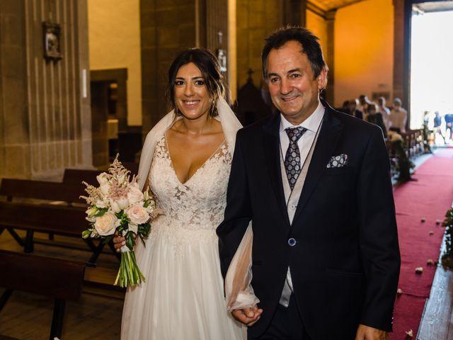 La boda de Cristina y Diego en Monforte de Lemos, Lugo 41