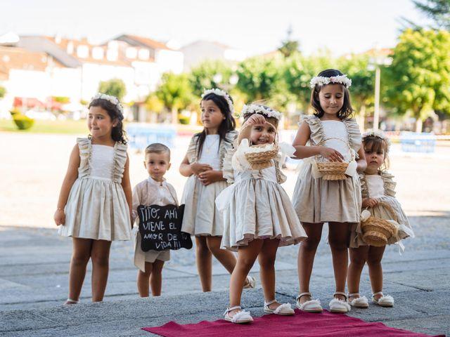 La boda de Cristina y Diego en Chantada (Santa Marina), Lugo 42