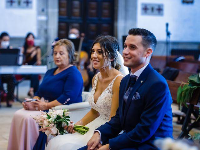 La boda de Cristina y Diego en Monforte de Lemos, Lugo 46