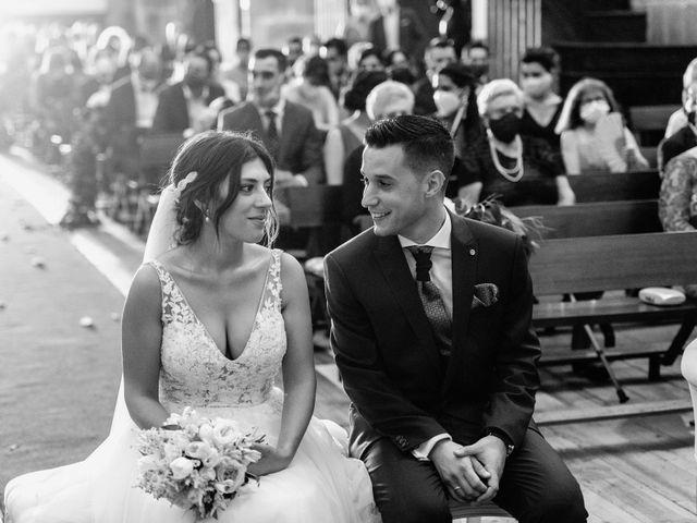 La boda de Cristina y Diego en Monforte de Lemos, Lugo 47