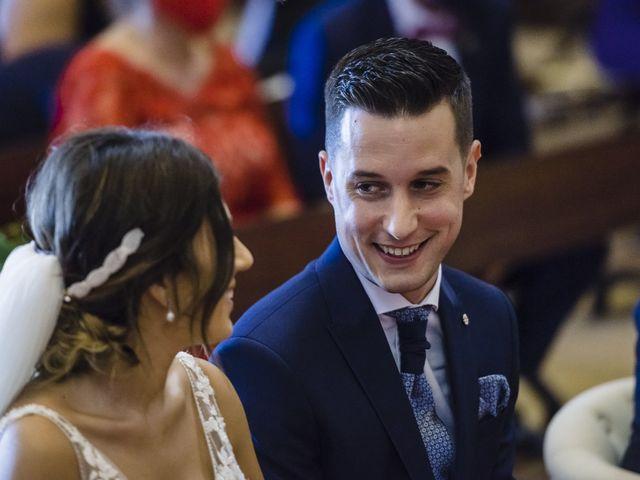 La boda de Cristina y Diego en Monforte de Lemos, Lugo 49