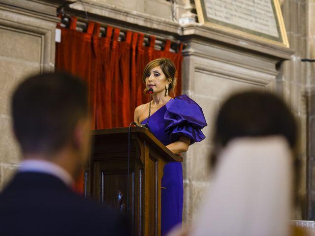 La boda de Cristina y Diego en Monforte de Lemos, Lugo 50